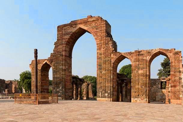 Delhi Iron Pillar 5