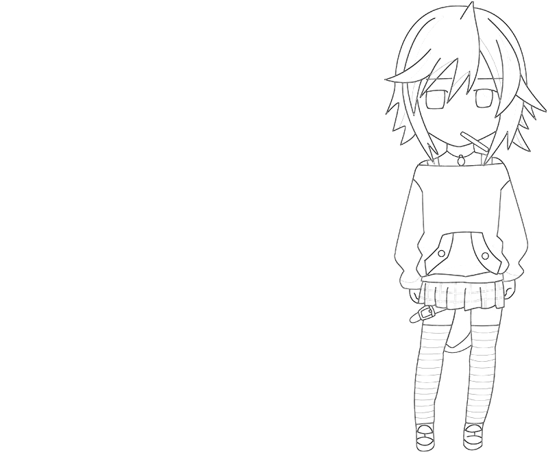 printable-shirayuki-chibi-coloring-pages