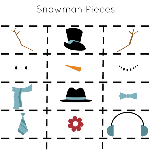 The Life Of Jennifer Dawn Preschool Printables S Is For Snow