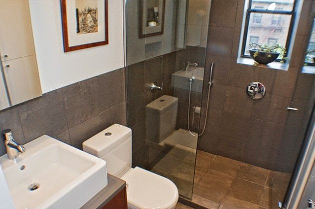 Functional Bathroom decorating ideas: small and functional bathroom design ideas