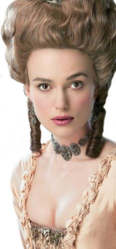hair styles of the 18th century