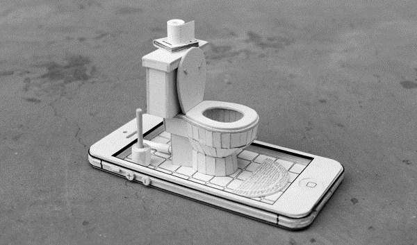 Bagaimana Jika Teknologi Dan Kehidupan Disatukan Dalam Seni Kertas Yang Menakjubkan?