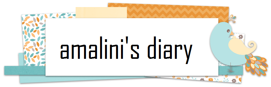amalini&#39;s diary