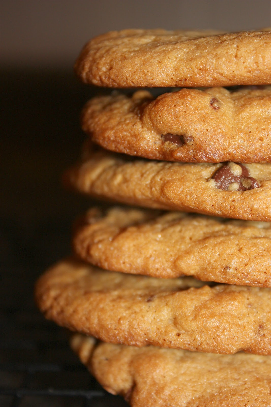 ... with Aprons: The Pioneer Woman's Malted Milk Chocolate Chip Cookies