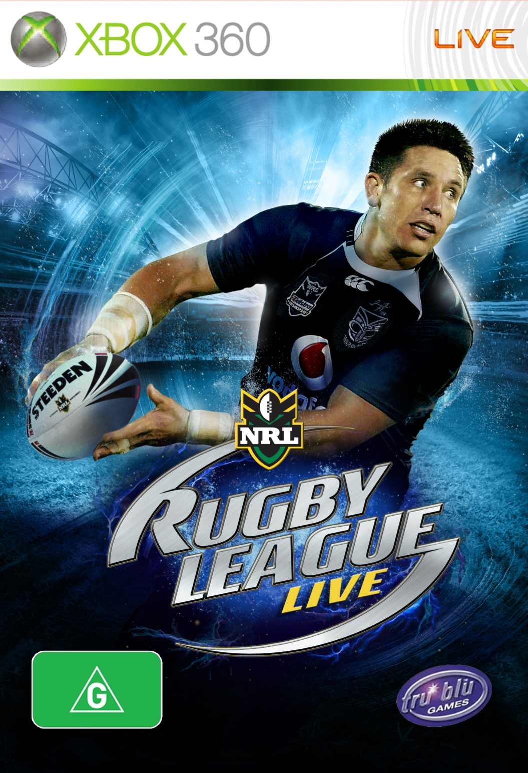 and excitement of Rugby League, comes to life, on your Playstation 3
