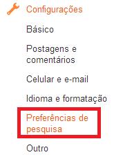 Meta Tags Descrição em cada Postagem no Blogger