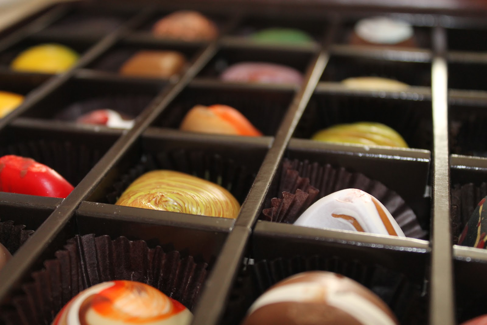 FoodTweet: Norman Love Confections: Artistry in Chocolate