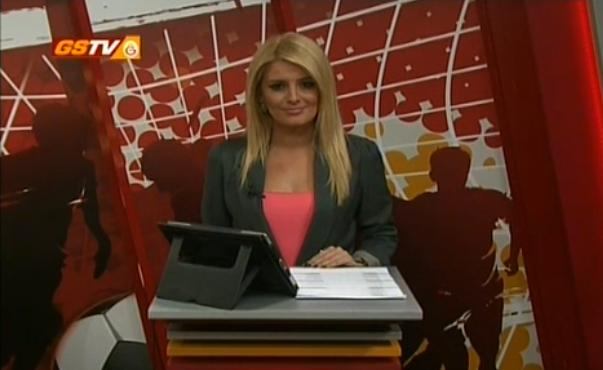 GS TV'nin başarılı spikeri Melisa Çizmeci'nin resimleri...