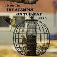 Try Stampin' on Tuesday Top Three