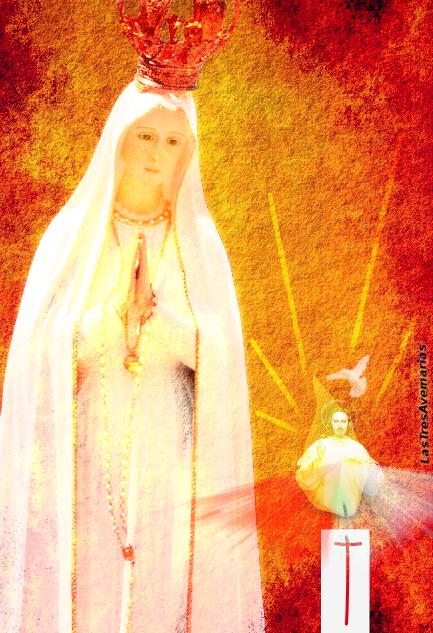 santa maria madre de jesus