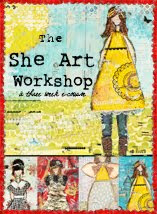 SHE ART WORKSHOP!