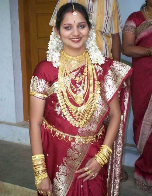 Hindu Wedding Dress for Girl