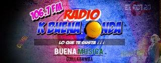 Radio K Buena Onda 106.7 FM Cusco