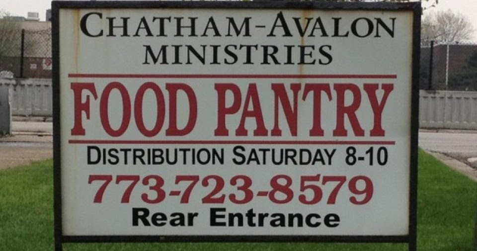 Food Pantries Chicago Suburbs