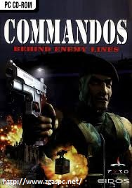 Free Download commando behind enemy lines PC Games Full Version ZGASPC