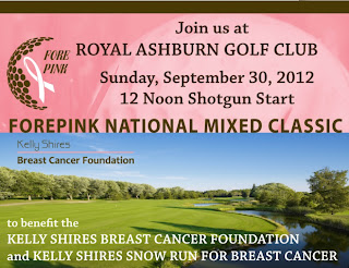 image screenshot Fore Pink National Classic Golf Tournament poster
