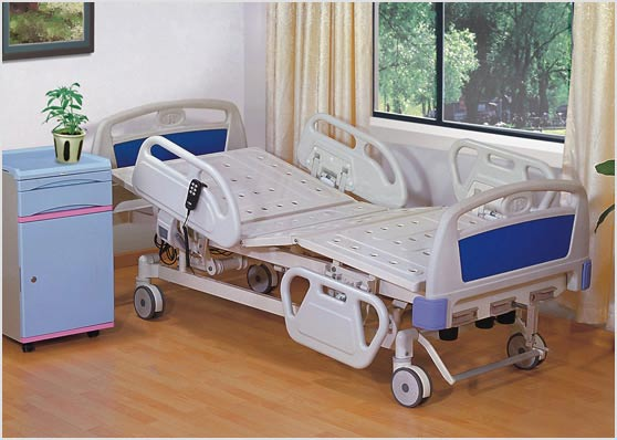 Hospital Bed Partitions