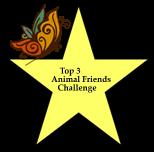 Top 3 - Butterflies/Bugs Challenge
