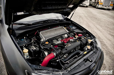 Subaru WRX STi Engine Upgrades