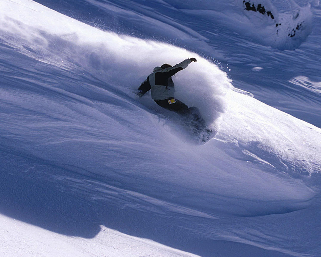 Stunning Snowboarding Wallpapers | Snowboarding Days ...