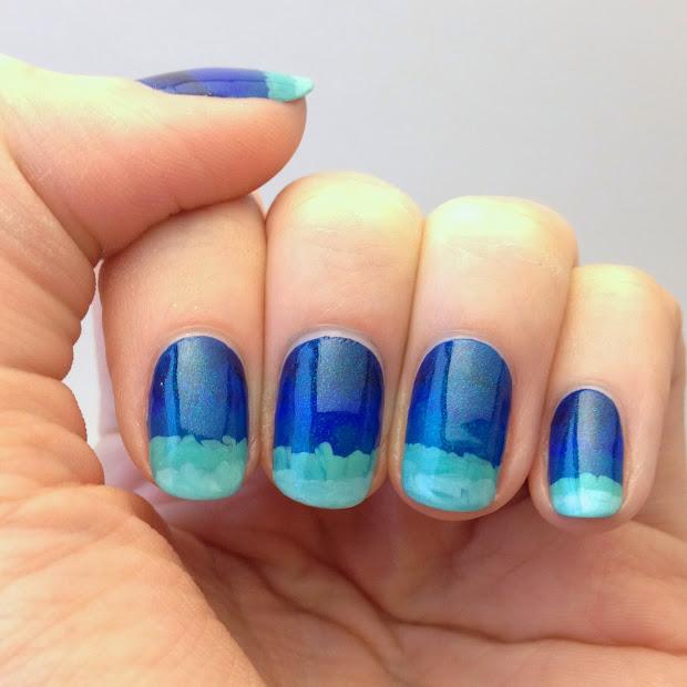 casa de polish ocean nails