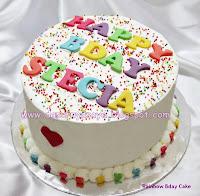 Rainbow Cake Fever