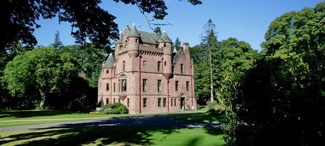Tower of Lethendy, Scotland - For Sale