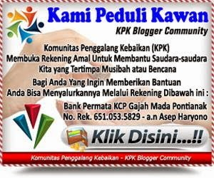 KPK Blogger Community
