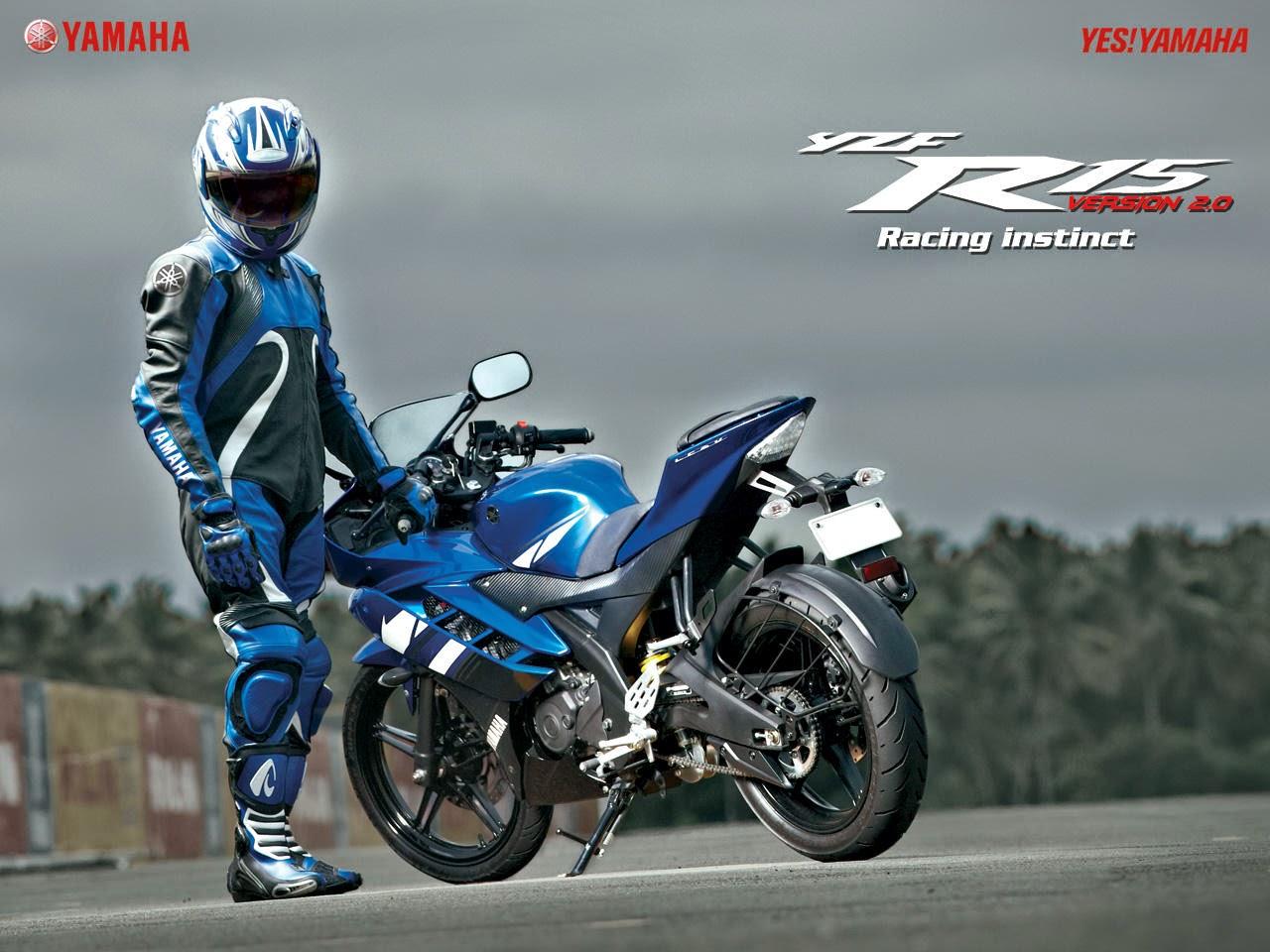 otoasia.net - Yamaha Indonesia membuka inden online YZF-R15 mulai 15 April – 15 Mei 2014 mendatang di situs www.IWantYamahaR15.com . Dalam nden online ini ada 1.500 pembeli pertama yang beruntung menjadi pemilik pertama R15 di Indonesia.