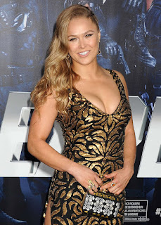 Ronda Rousey to star in Peter Berg's new action film Mile 22
