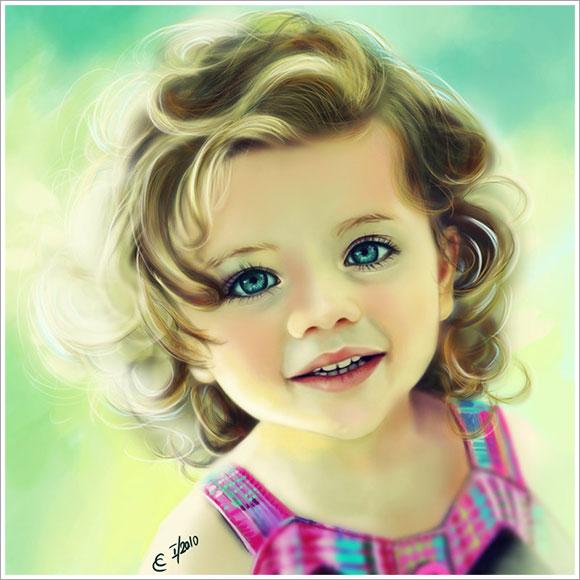 صور أطفال أنمي, صور اطفال دلع,