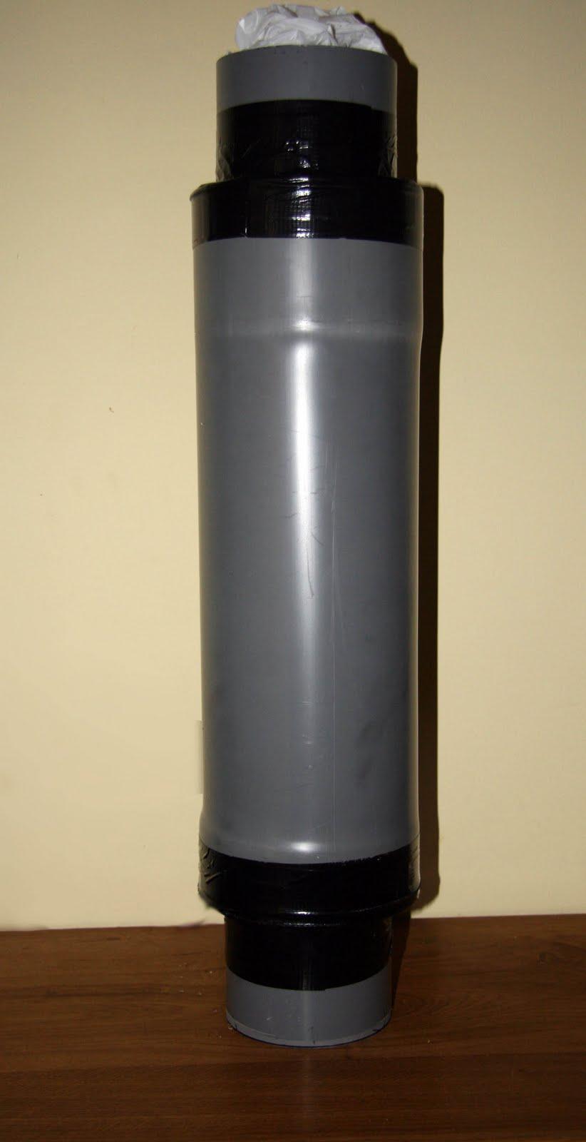 Cultivohouse tubo silencioso para la extraccion for Tubo extractor cocina