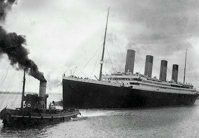 RMS Titanic's Sea tests