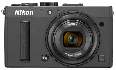 Nikon Coolpix A Camera User's Manual