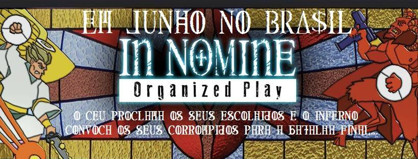 In Nomine Organized Play