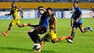 Sriwijaya FC vs Arema Cronus