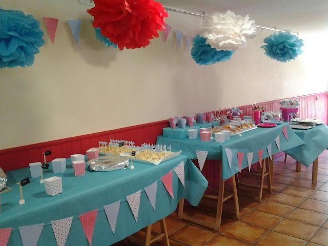 Fiesta de cumpleaños estilo Cath Kidston