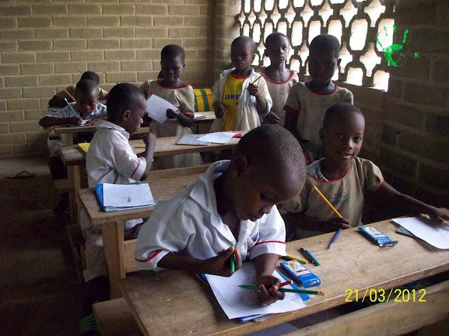 Scuola primaria del Togo
