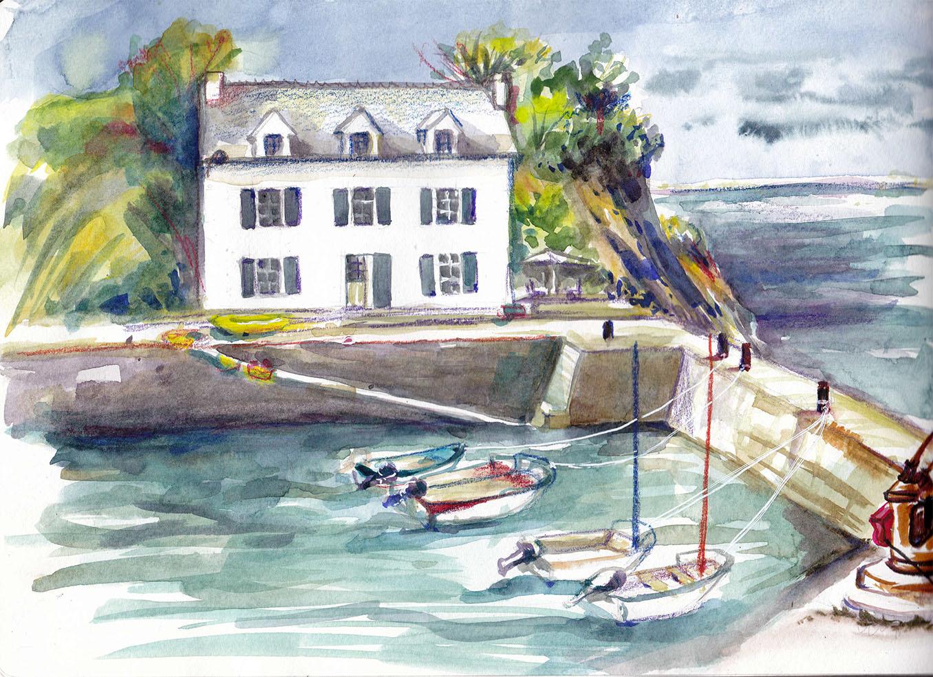 Port Lay- Ilede Groix