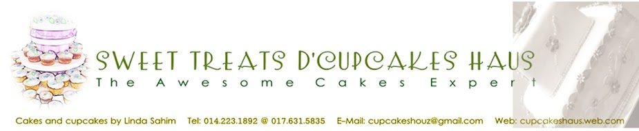 Sweet Treats dCupcakes Haus, Klang  014 233 1892