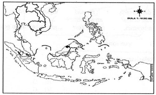 peta daerah