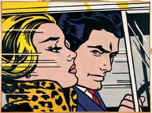 Top 10 pop art by lichtenstein wallart101 - Pop art roy lichtenstein obras ...