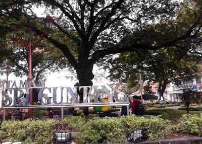 Wisata Taman Srigunting Semarang