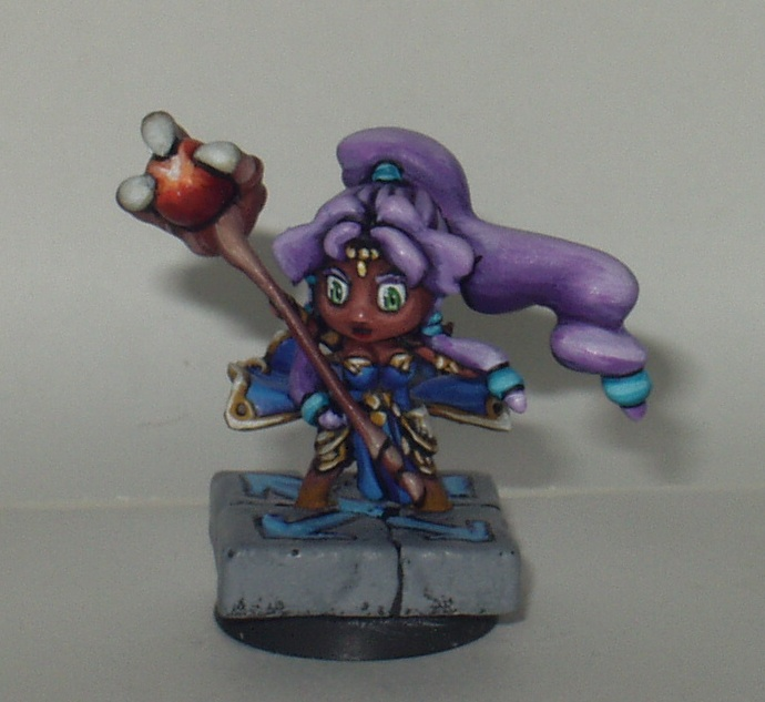 super dungeon explore painting guide