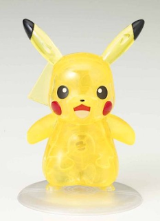 Crystal Puzzle Pokemon XY Pikachu Beverly 1