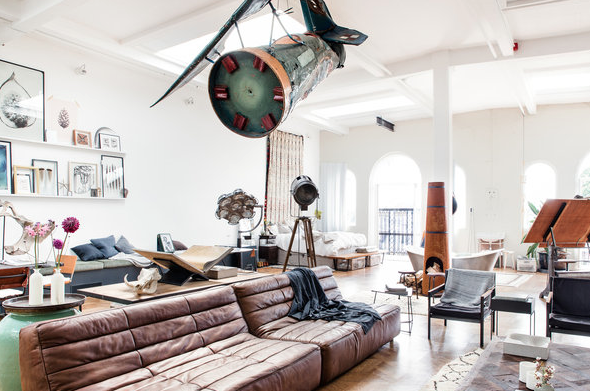 The Loft, Amsterdam by The Playing Circle - Nest of Pearls