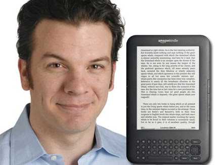 Vice-presidente da Amazon fala sobre o Kindle na Bienal de SP