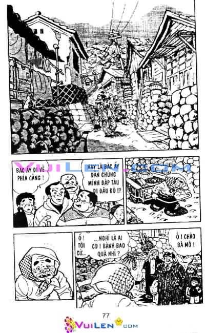 Siêu quậy Teppi chap 39 - Trang 74