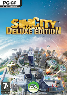 Simcity Societies Deluxe pc