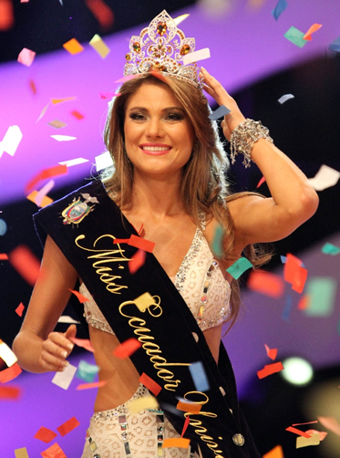 Miss Ecuador 2013